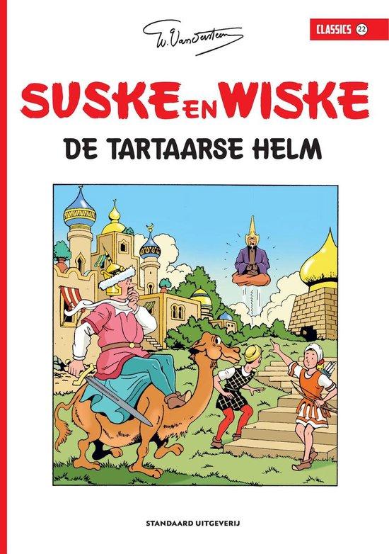 Suske en Wiske Classics 22 - De Tartaarse helm - Willy Vandersteen |