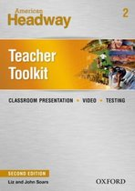 American Headway - second edition 2 teacher's toolkit cd-rom