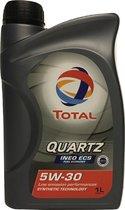 Total Quartz Ineo ECS 5w30 - Motorolie - 1L