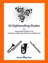24 Sightreading Etudes
