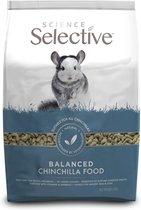 Supreme Science Selective - Chinchillavoer - 1.5 kg