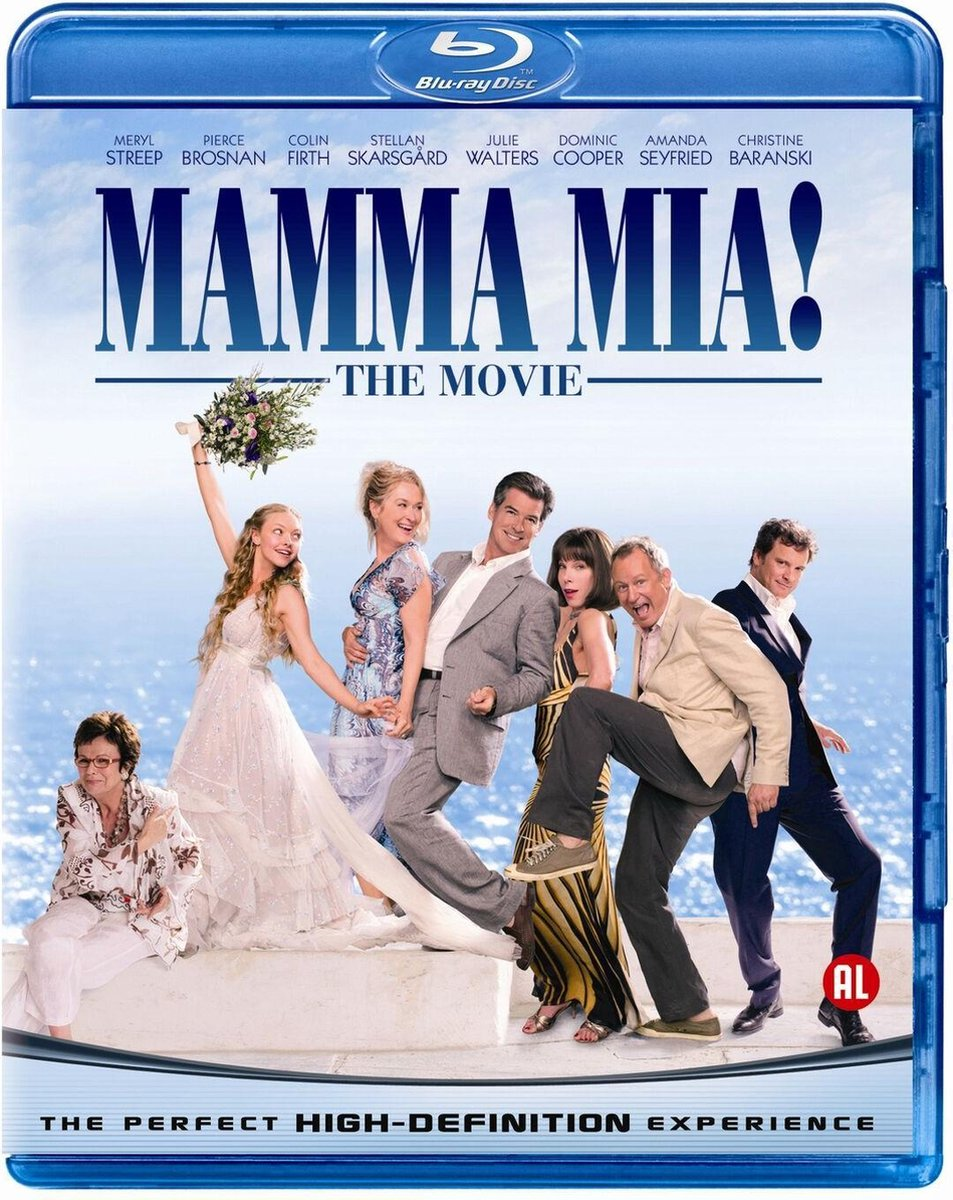 Mamma Mia! The Movie (Blu-ray) - Film