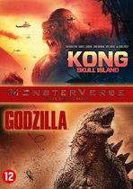Kong : Skull Island + Godzilla