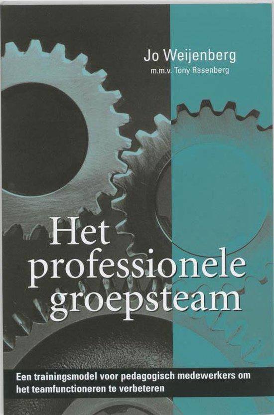 Het Professionele Groepsteam - Jo Weijenberg | Fthsonline.com