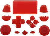PS4 controller button replacement set rood