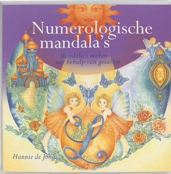 Numerologische mandala's - Hanneke de Jong |