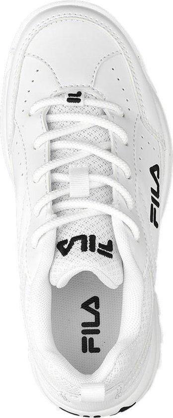 | Fila Kinderen Witte Chunky sneaker Maat 35