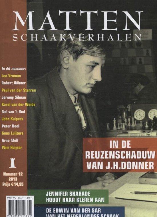MATTEN, Schaakverhalen 12 - none |