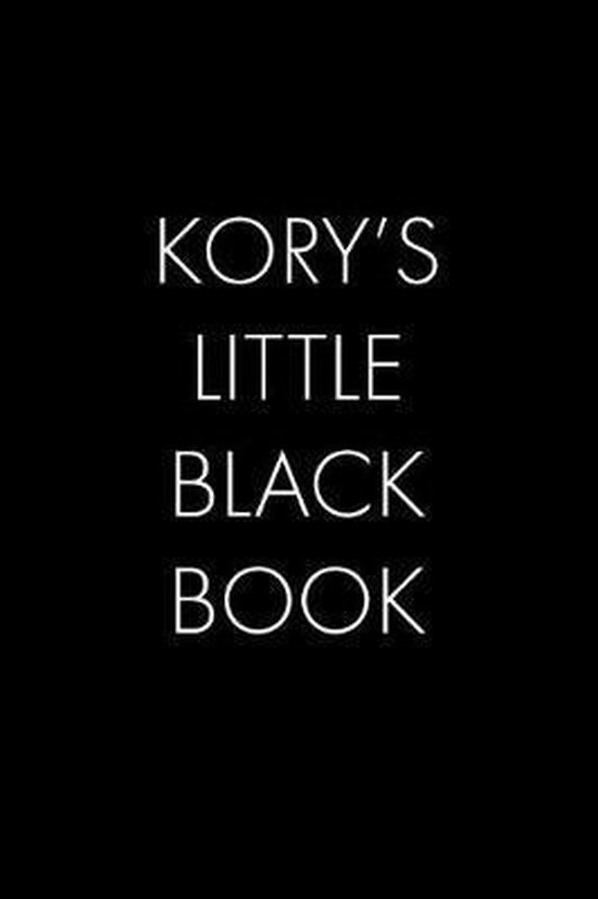 Kory's Little Black Book