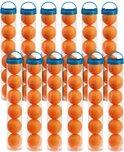 Tafeltennisballen Rucanor Double Circle oranje  - Rucanor - Oranje