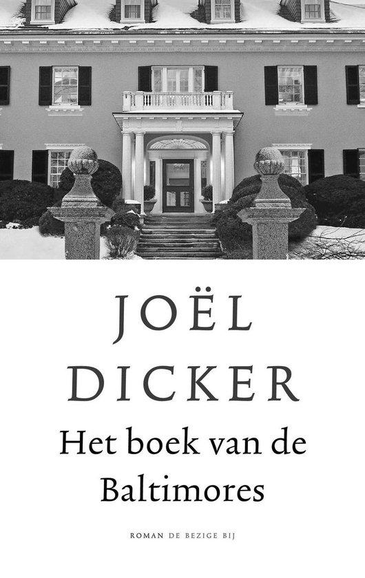 Het boek van de Baltimores - Joel Dicker |