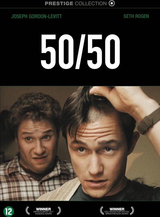Cover van de film '50/50'