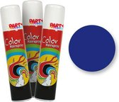 Blauwe Gekleurde Haarspray - Fantasy Make-up 75ml