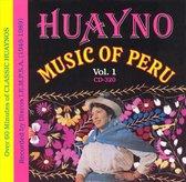 Huayno Music Of Peru Vol. 1