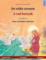 Sefa prentenboeken in twee talen - De wilde zwanen – A vad hattyúk (Nederlands – Hongaars)