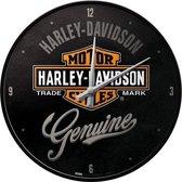 Harley-Davidson Genuine Wandklok
