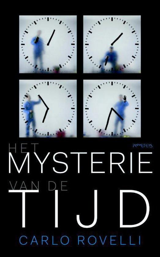 Het mysterie van de tijd - Carlo Rovelli |