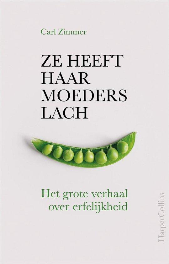 Ze heeft haar moeders lach - Carl Zimmer | Readingchampions.org.uk