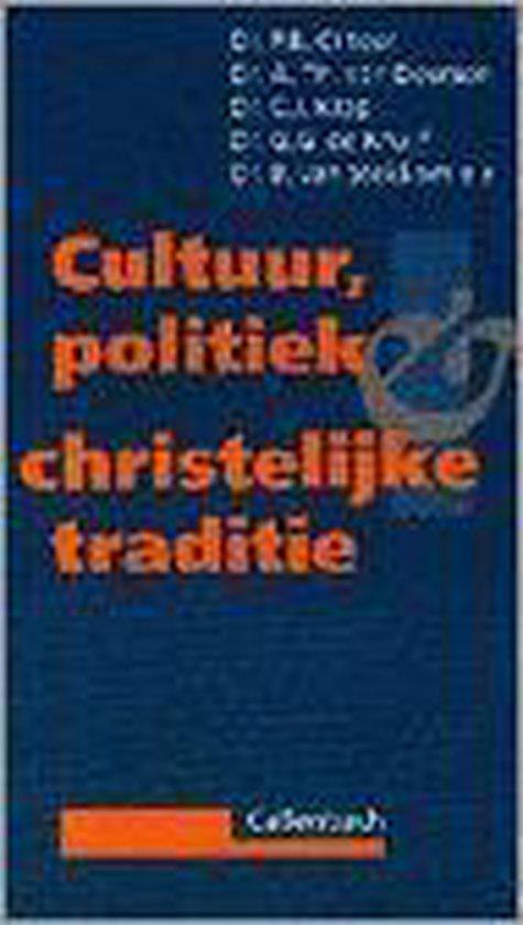 Cultuur, politiek en christelijke traditie - P.B. Cliteur |