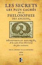 Les Secrets les plus caches de la Philosophie des Anciens