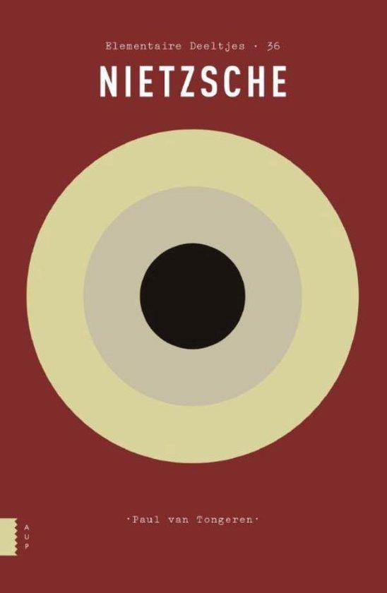 Boek cover Elementaire Deeltjes - Nietzsche van Paul van Tongeren (Onbekend)