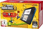 Nintendo 2DS + New Super Mario Bros 2 Special Edition