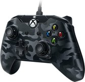 PDP controller - Official Licensed - Xbox One + Windows 10 - Zwart Camo