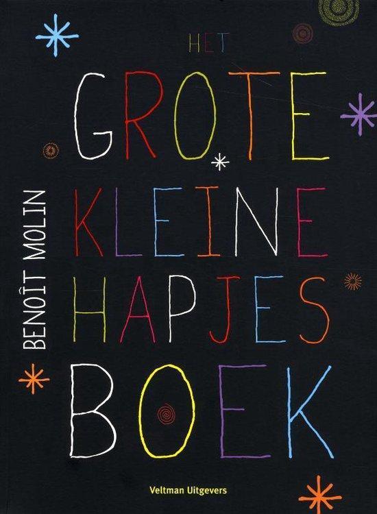 Het grote kleine hapjesboek - Benoit Molin | Readingchampions.org.uk
