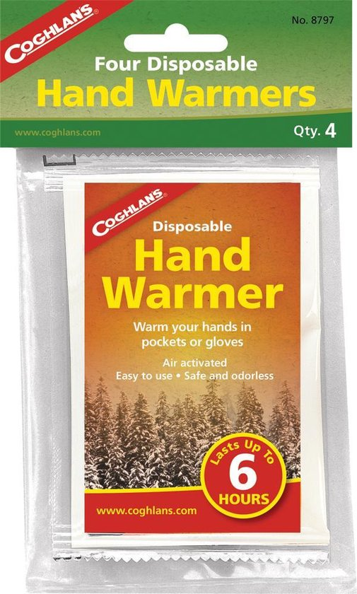 Coghlan's Handwarmers - 4 Stuks