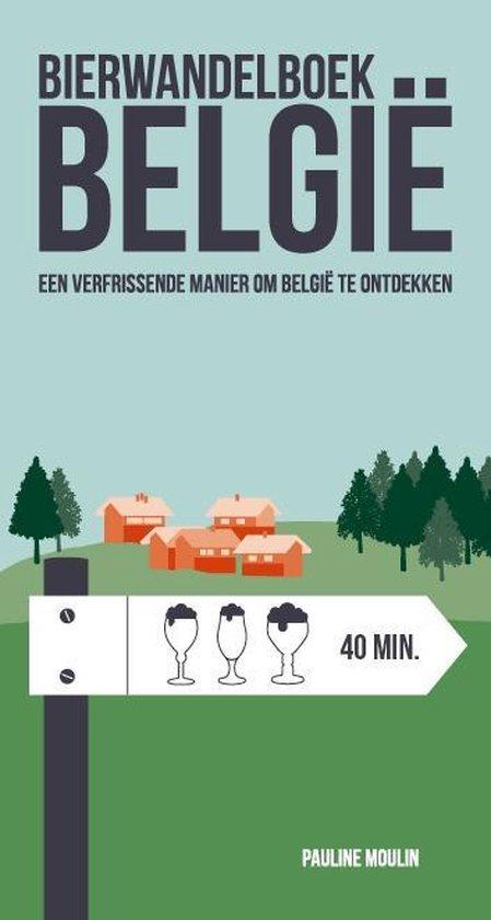 Bierwandelboek België - Pauline Moulin | Fthsonline.com