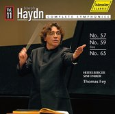 Haydn: Symphonies 57,59,65