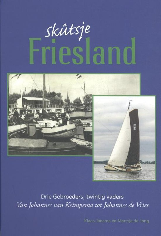 Boek cover Friesland van Klaas Jansma (Hardcover)