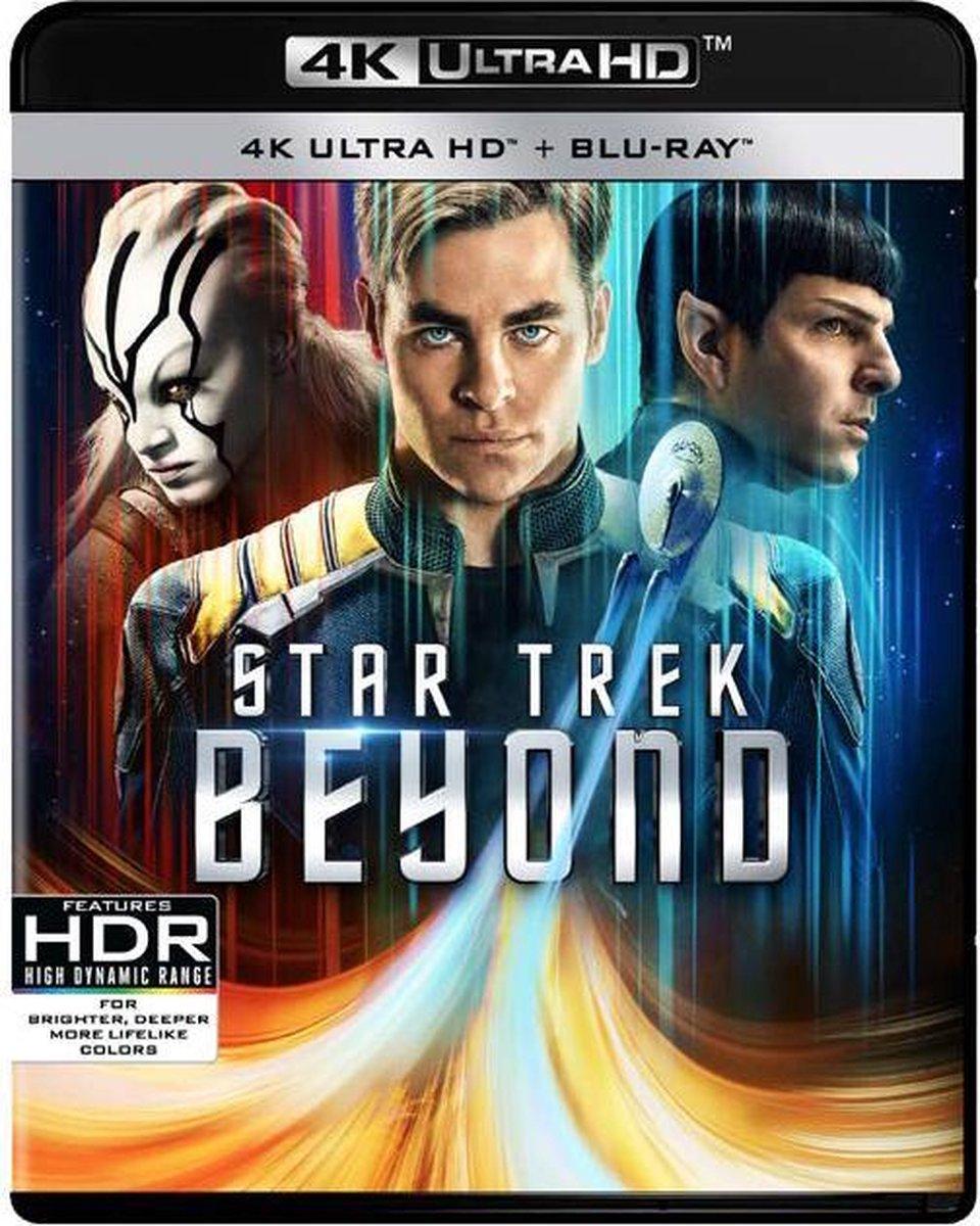 Star Trek Beyond (4K Ultra HD Blu-ray) - Movie