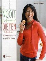 Boek cover Nooit meer diëten 3 van Sandra Bekkari (Hardcover)