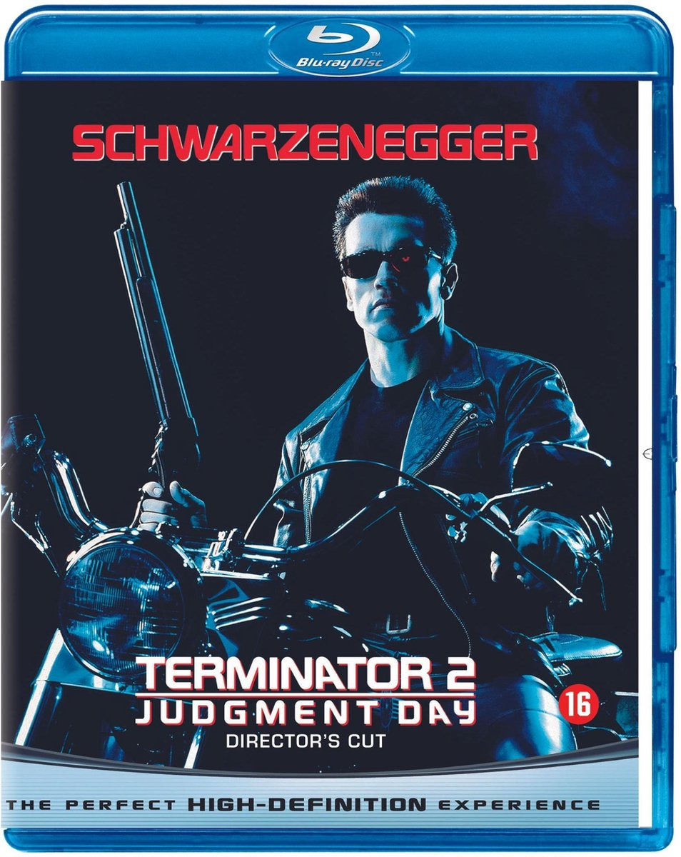 Terminator 2: Judgment Day (Blu-ray) - Movie