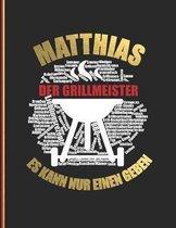 Matthias der Grillmeister