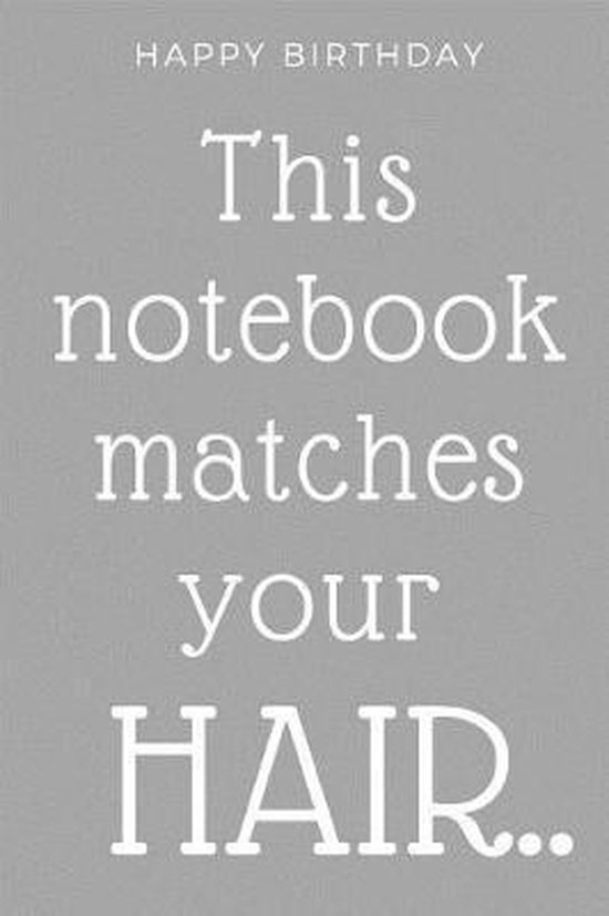 This Notebook Matches Your Hair