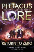 Return to Zero Lorien Legacies Reborn