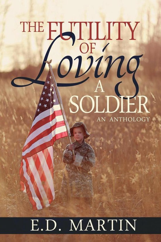Omslag van The Futility of Loving a Soldier