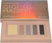 Maybelline Gigi Hadid Eye Contour Palette - 02 Cool - Oogcontour pallet