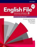 English File - Elem (fourth edition) Student's book multipac