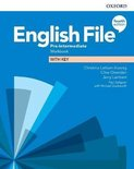 English File - Pre-Int (fourth edition) wb with key