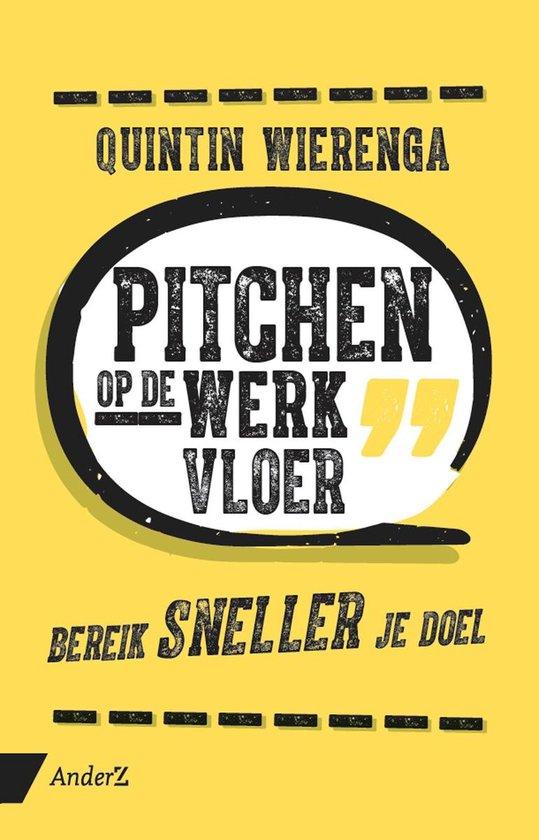 Pitchen op de werkvloer - Quintin Wierenga | Readingchampions.org.uk