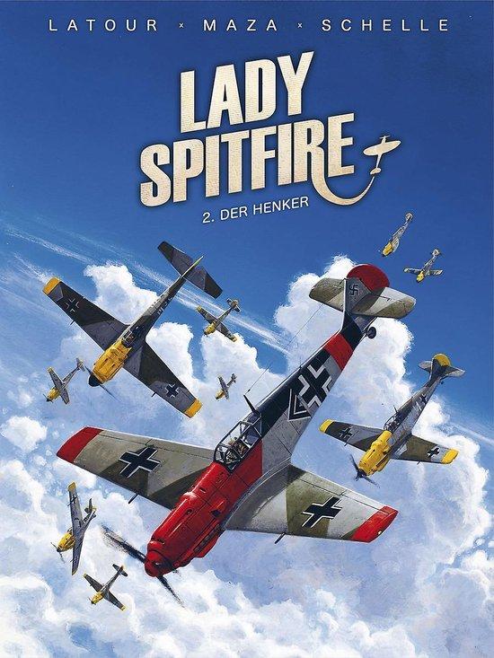 Lady spitfire hc02. der henker - Maza  