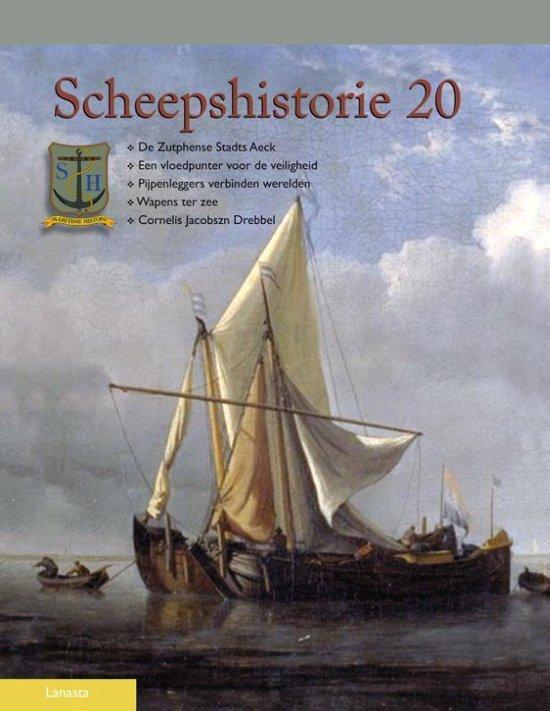 Boek cover Scheepshistorie 20 - Scheepshistorie 20 van Onbekend (Paperback)