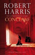 Boek cover Conclaaf van Robert Harris (Onbekend)