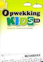Opwekking kids muziekboek 22 (300-311)