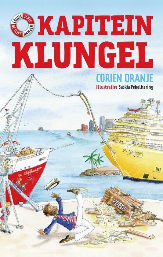 Cruiseschip De Cliffhanger 2 - Kapitein Klungel - Corien Oranje  