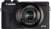 Canon PowerShot G7X Mark III - Zwart