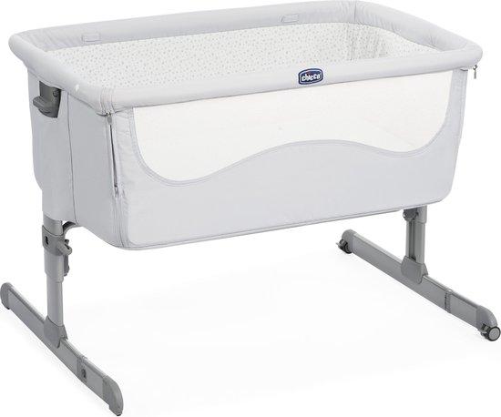 Chicco Next2Me Co-Sleeper - light Grey